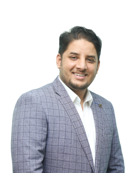 Hussnain Aslam PROJECT MANAGER (BLOCKCHAIN)