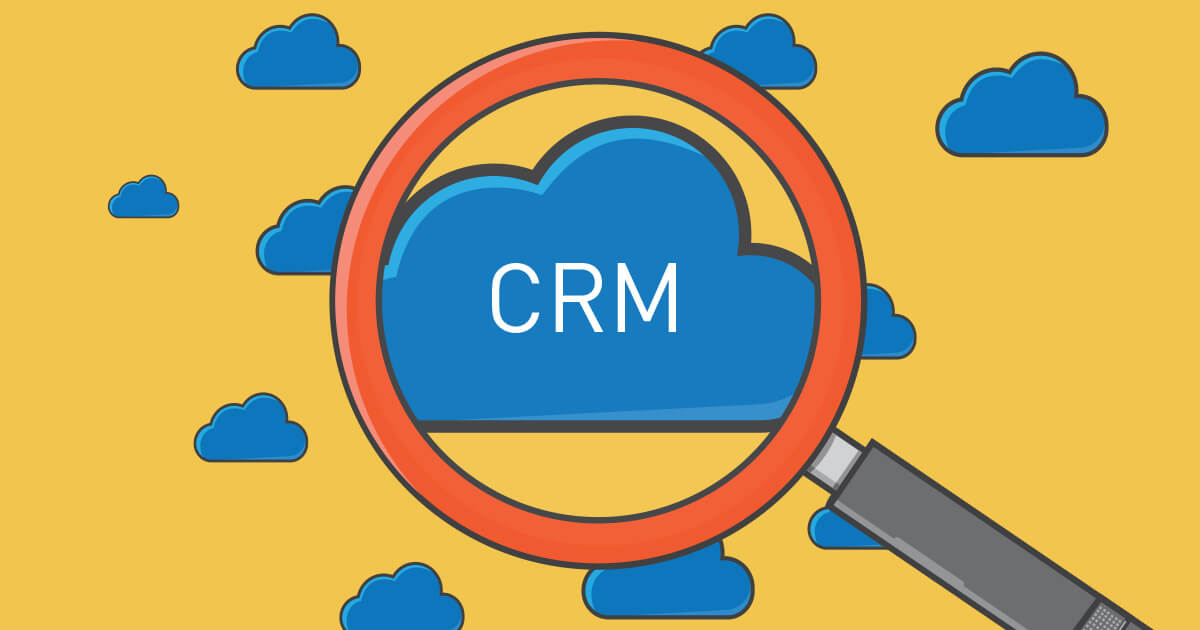 CRM in the Cloud